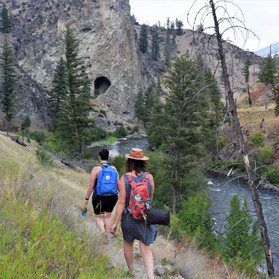 Women's Hike on Big Creek