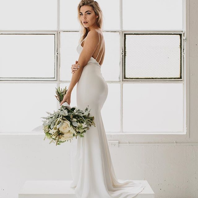 R Y D E R Gown available now info_marquisebridal.com