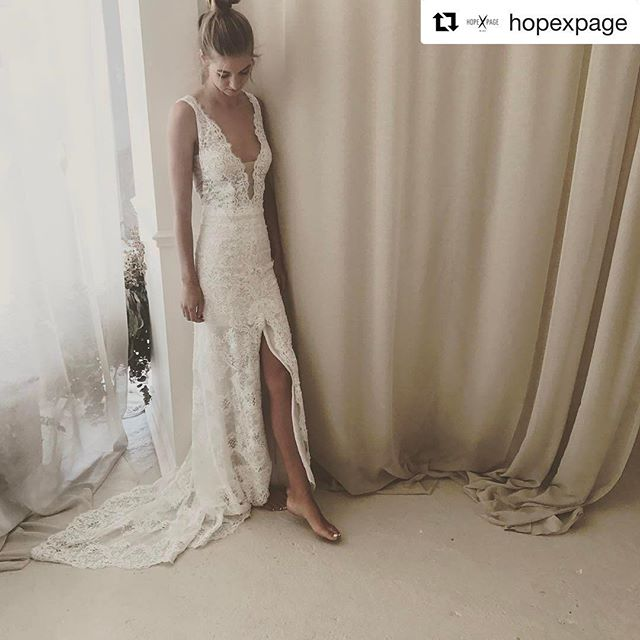 La'Parisienne gown looking heavenly #Repost _hopexpage ・・・_Those _marquisebridal beauties just keep