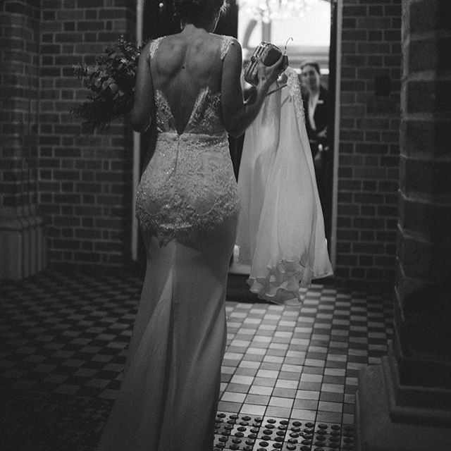 _sigh_ still reminiscing over this gown - is it wedding season yet_! #laceaddict #lowback #marquiseb