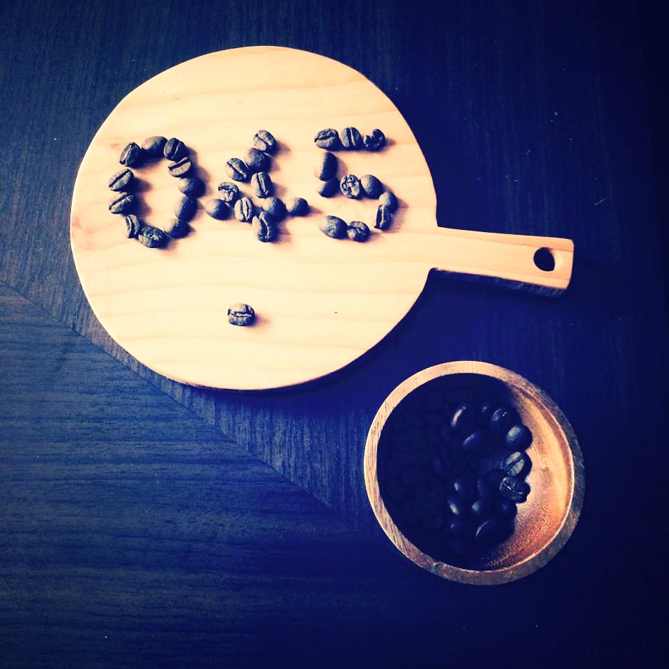 045コーヒービーンズ