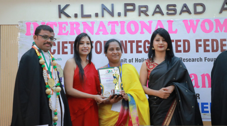 Naari Sammaan - womens day'21