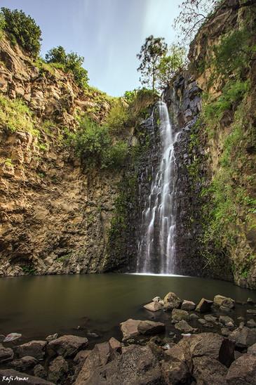Nahal Jilaboun Waterfall
