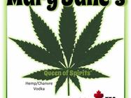 Cannabis Vodka