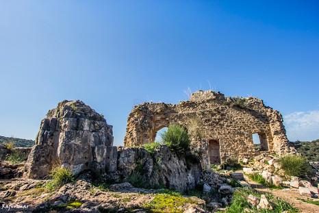 Monfort Fortress