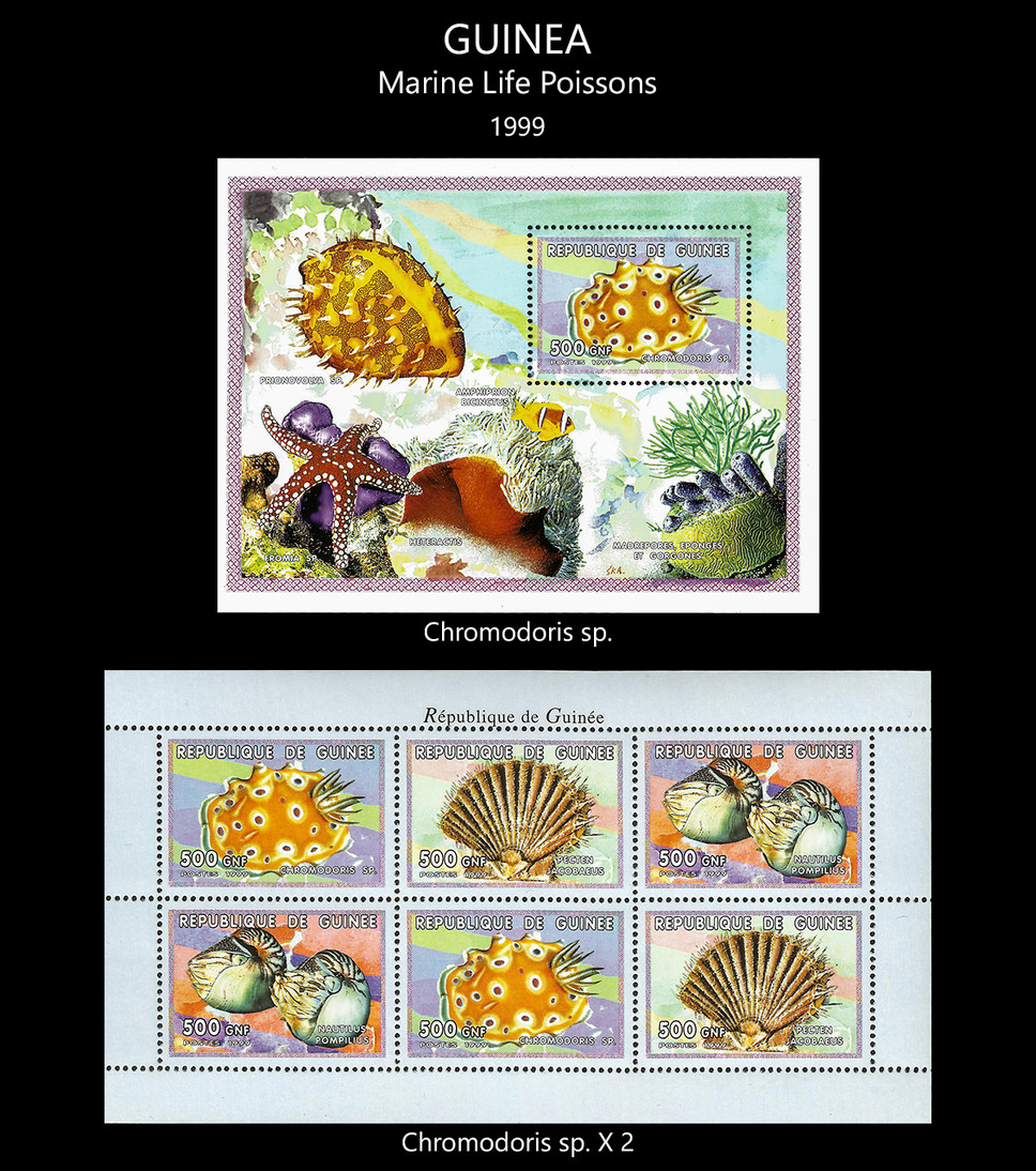 guinea Stamps & FDC
