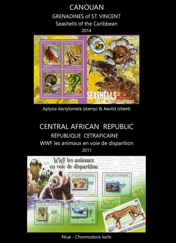 CANOUAN + CENTRAL  AFRICAN  REPUBLIC