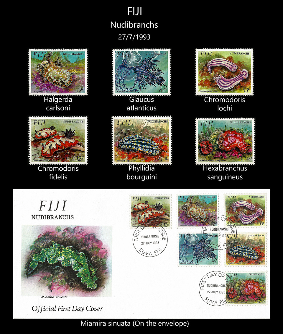 fiji Stamps & FDC