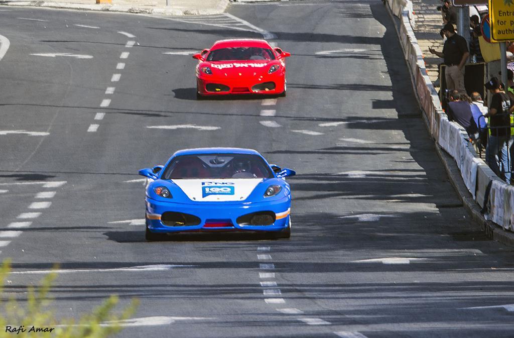 ferrari F430 italia challenge