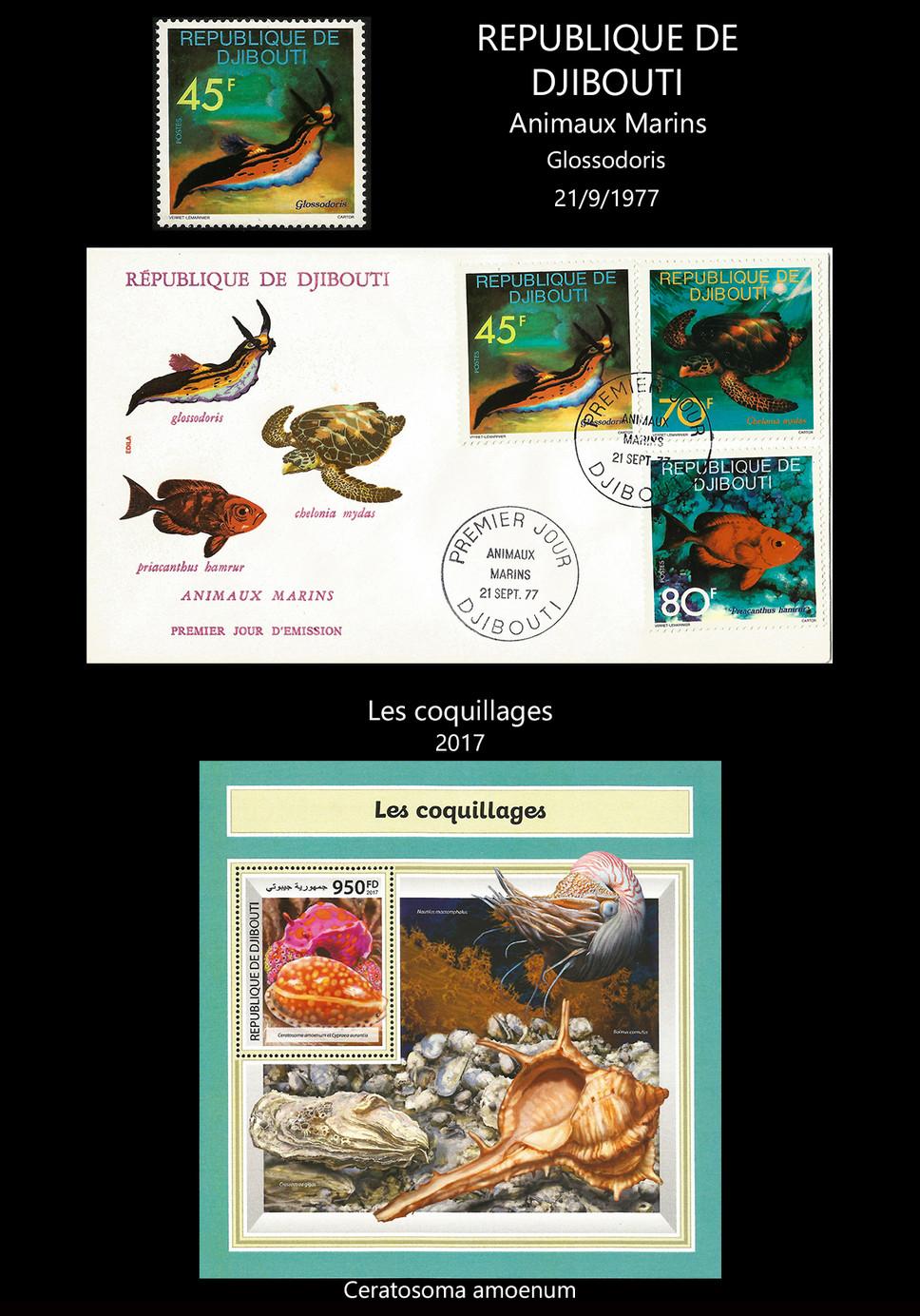 djibouti Stamps & FDC