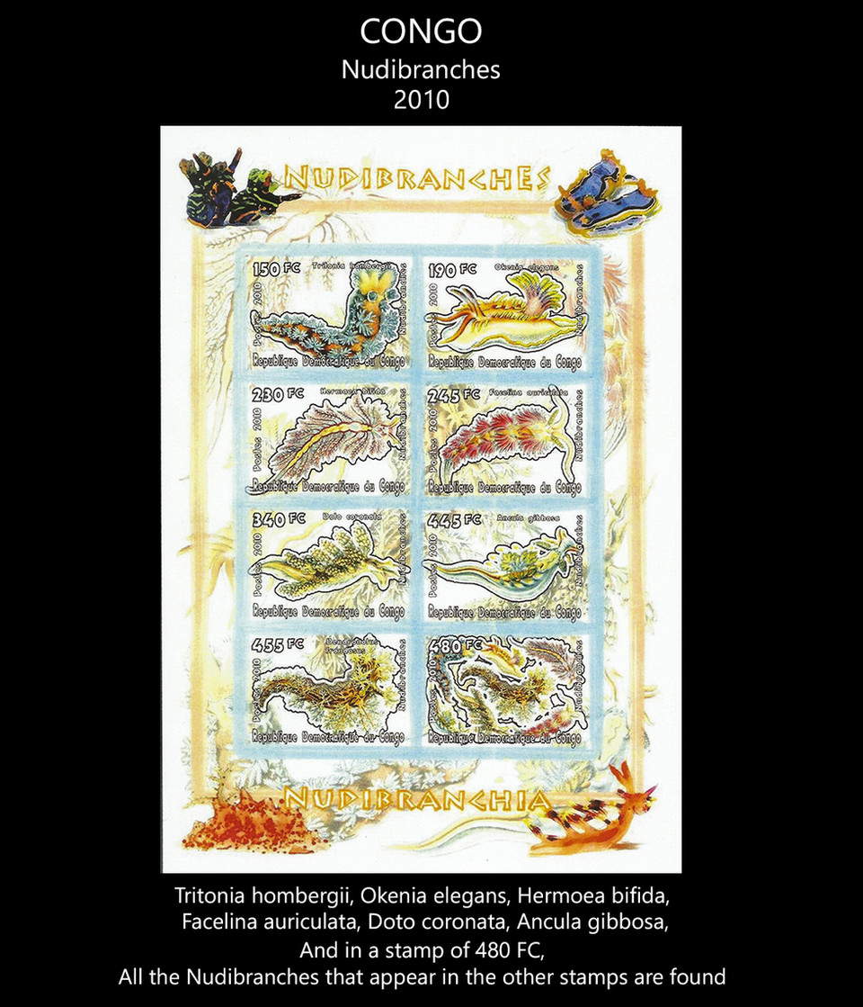 congo Stamps & FDC