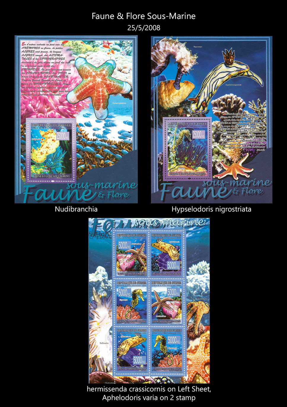 guina Stamps & FDC