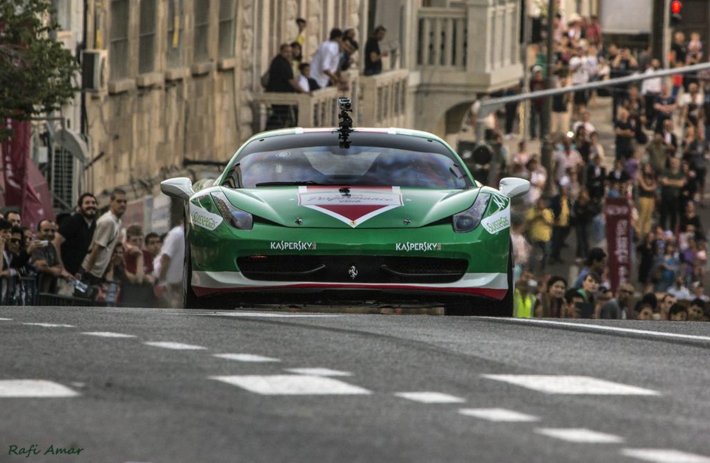 ferrari 458 GT italia challenge