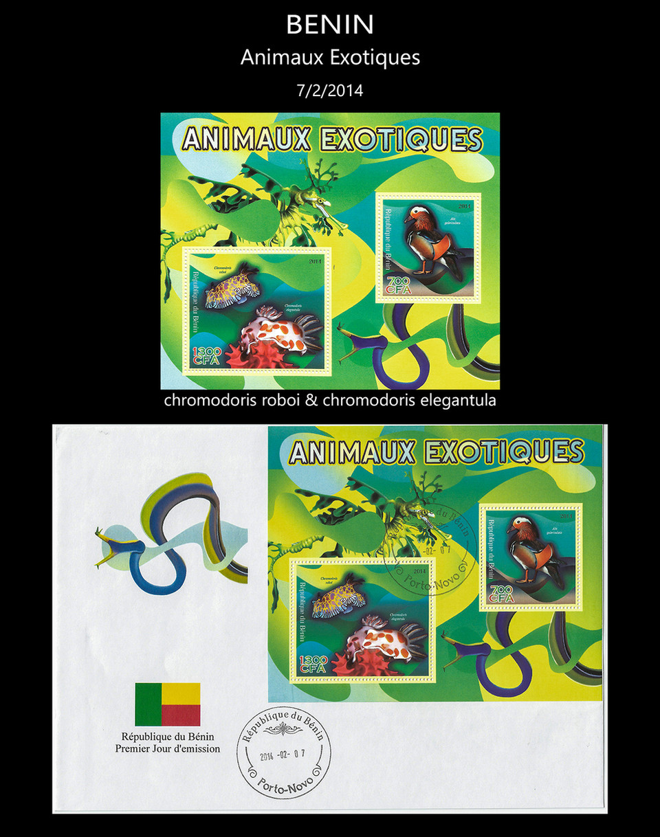 benin 1 Stamps & FDC