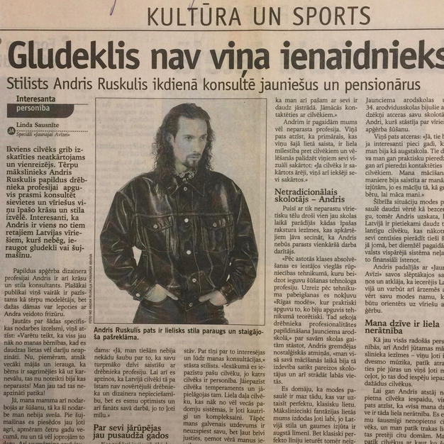 JAUNĀ AVĪZE 1999