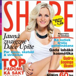 SHAPE 2012