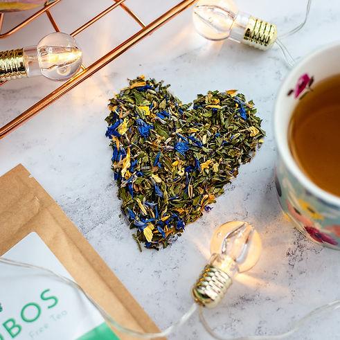 Loose Leaf Tea UK in Heart Shape.jpg