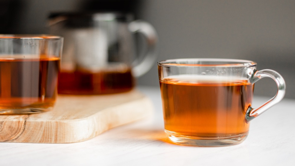 Why Is There Caffeine In Decaf Tea?