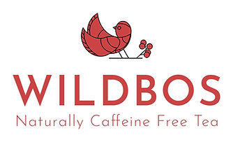 Logo for the WILDBOS UK caffeine free tea shop