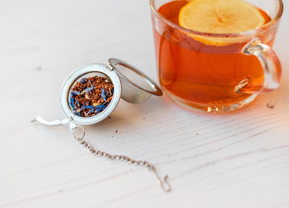 earl grey loose leaf tea blend