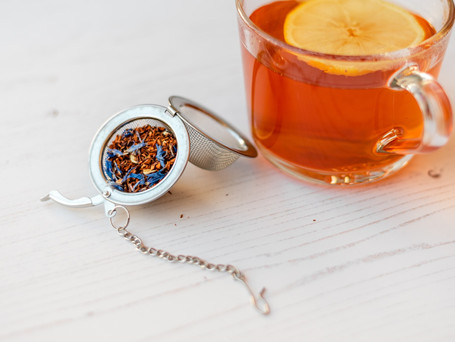 Why Should I Start Drinking Loose Leaf Tea and How Can I Brew The Perfect Cup?