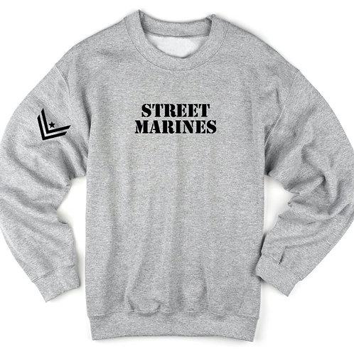 SNVPS 'Street Marines' crewneck