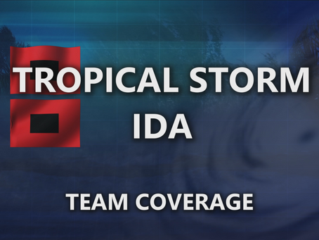 What is now Tropical Storm Ida impacts our area later today and tonight.  Here is what to expect.