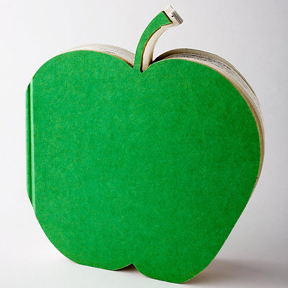 Apple Shaped Book