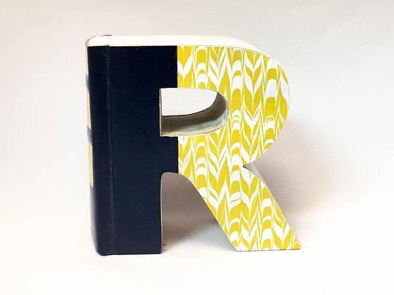 "Alphabet Mini Book Letter ""R"""
