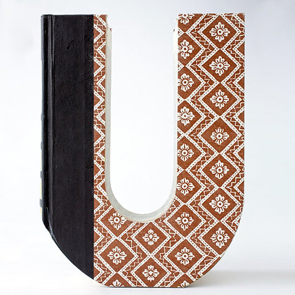 "Alphabet Book Letter ""U"""