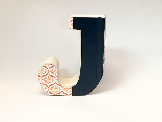 "Alphabet Mini Book Letter ""J"""