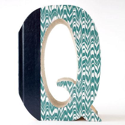 "Alphabet Book Letter ""Q"""