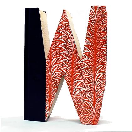 "Alphabet Book Letter ""W"""