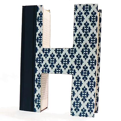 "Alphabet Book Letter ""H"""