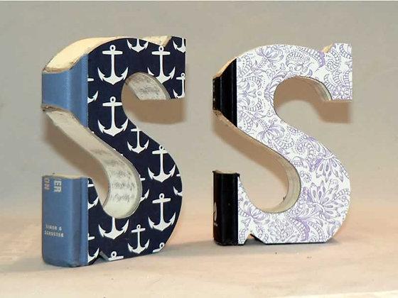 "Alphabet Mini Book Letter ""S"""