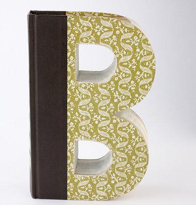 "Alphabet Book Letter ""B"""