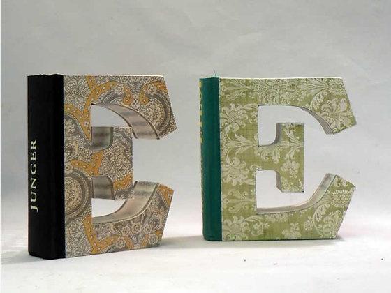 """Alpabet Mini Book Letter """"E"""""""