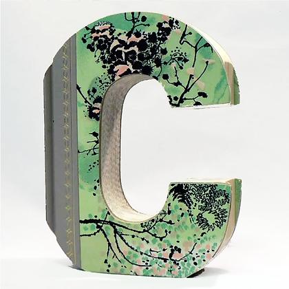 "Alphabet Book Letter ""C"""
