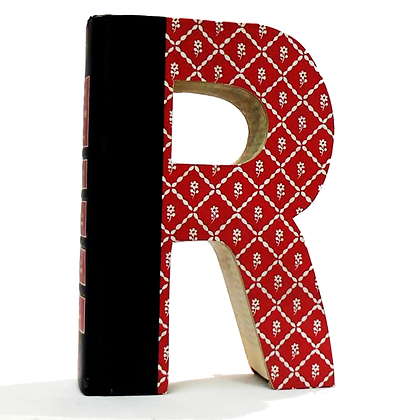 "Alphabet Book Letter ""R"""