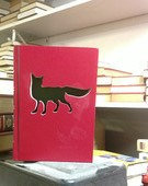 Fox Silhouette Cut Out Book