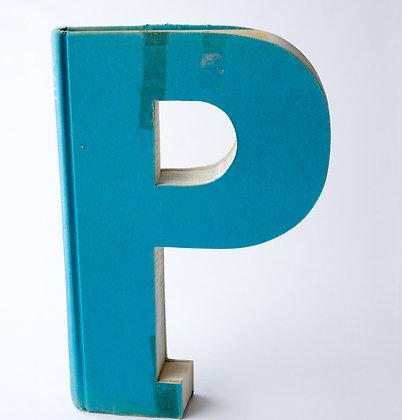 "Alphabet Book Letter ""P"""