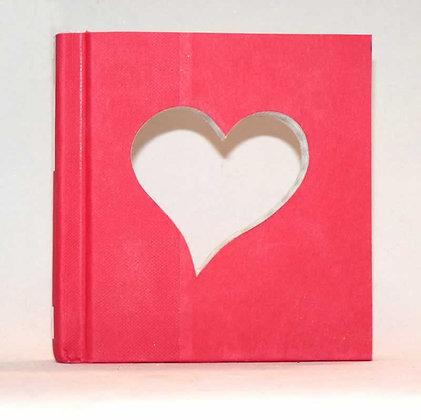 Mini Heart Book
