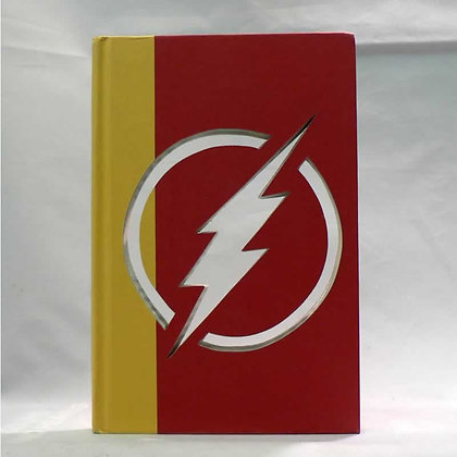 """Cut-In Book Letter """"The Flash"""""""