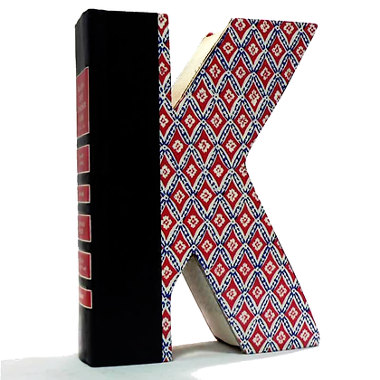 """Alphabet Book Letter """"K"""""""