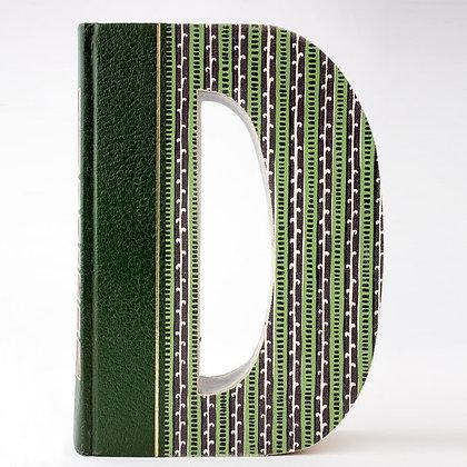 "Alphabet Book Letter ""D"""