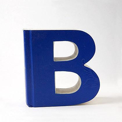 "Alphabet Mini Book Letter ""B"""