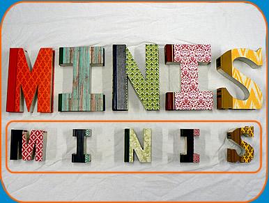 Mini Letters