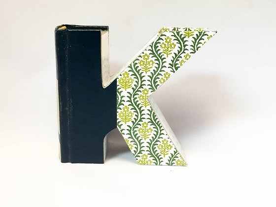 "Alphabet Mini Book Letter ""K"""