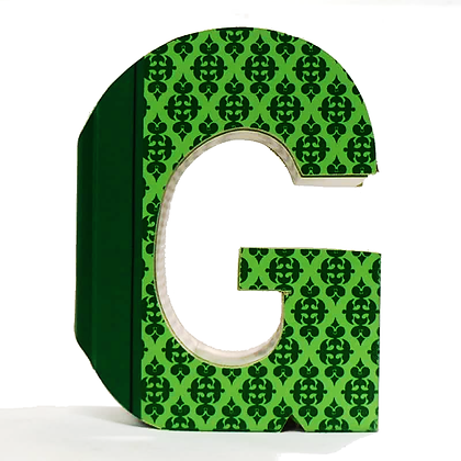 "Alphabet Book Letter ""G"""