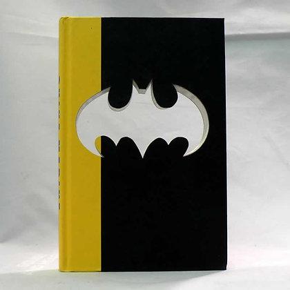 """Cut-In Book Letter """"Batman"""""""
